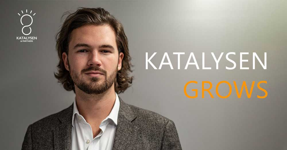 Katalysen Welcomes New Project Manager