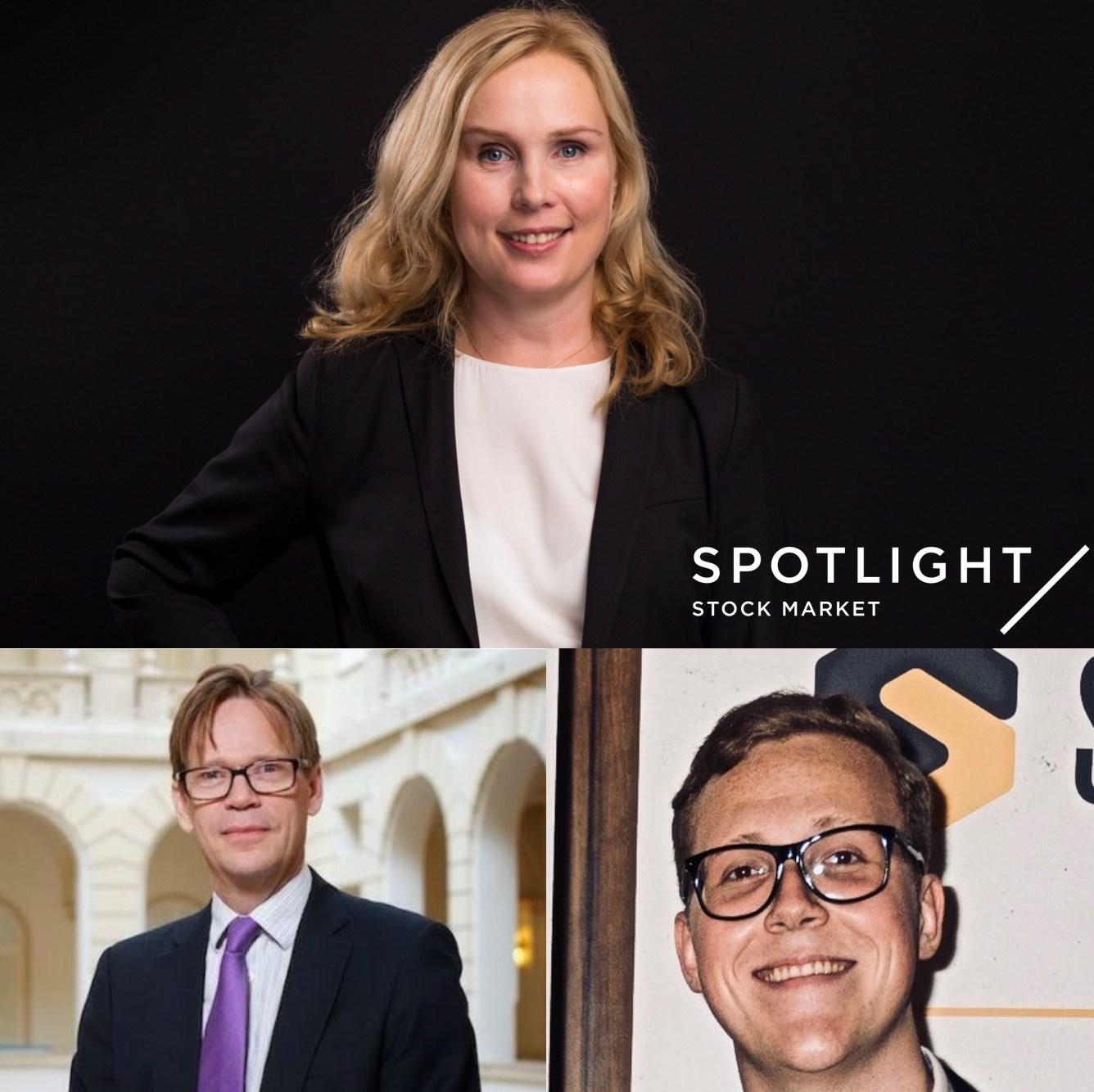 Christina Ploom COO Spotlight, Peter and Jakob