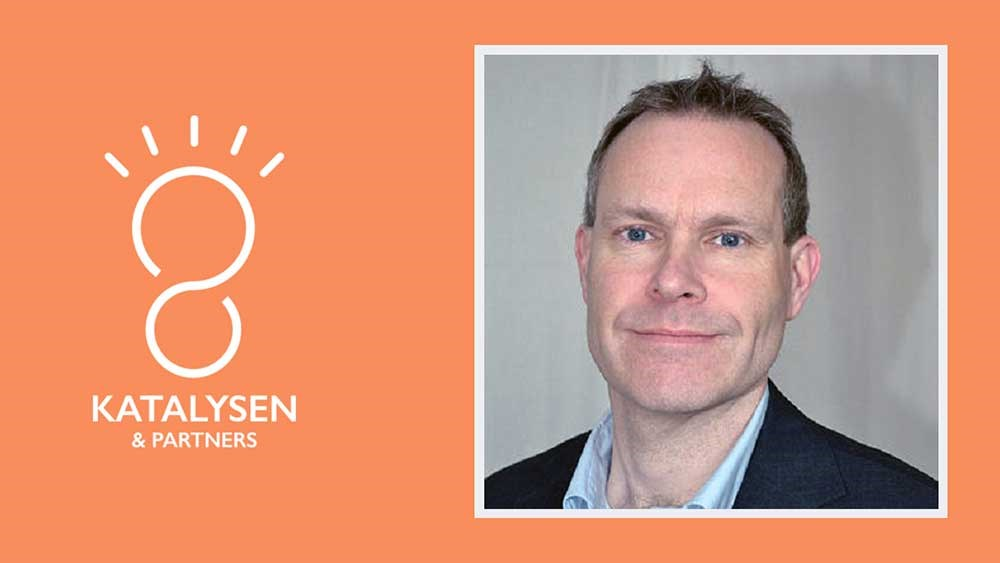 Deep Tech Expert Arnold Andersson Joins Katalysen